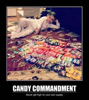 CANDY COMMANDMENT