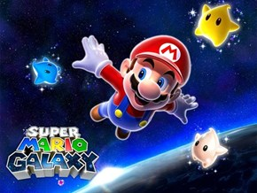 Eurogamer Names Super Mario Galaxy the Game of the Generation
