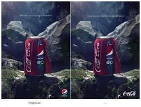 Pepsi Shot First, Coca-Cola Shot Right Back