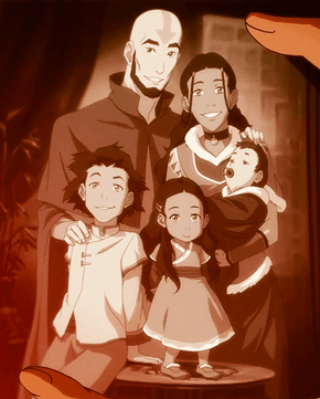 What a Happy Family!