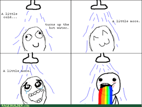 Winter Showers