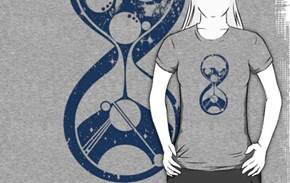 Sands of Timelord Tee