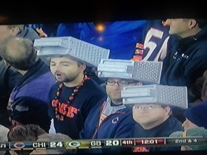 What Bears Fans Wear to a Packers Home Game