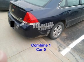 Combine 1, Car 0
