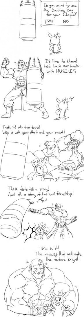 The Art of Super Training