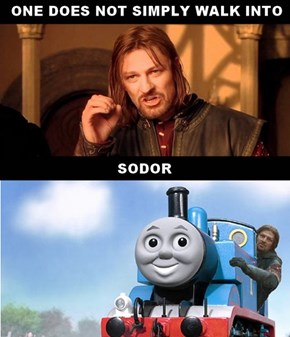 Lord of the Engines
