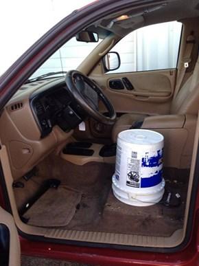 """""""Bucket Seat"""""""
