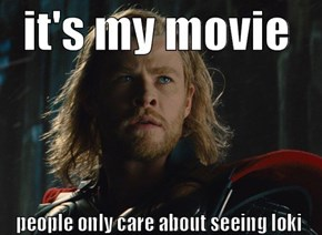 Bad Luck Thor