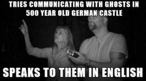 Every Good Ghost Speaks American
