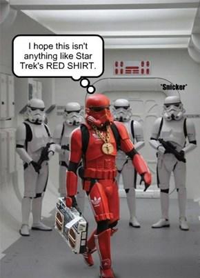 So long, Sucker, uhhh, Trooper
