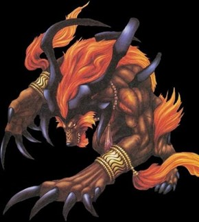 Meteor's Pet: Ifrit