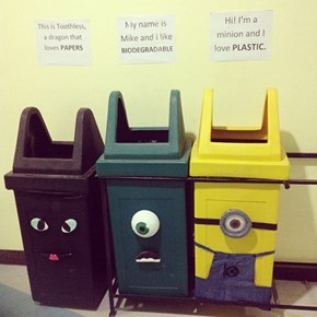 How to Encourage the Kids to Recycle