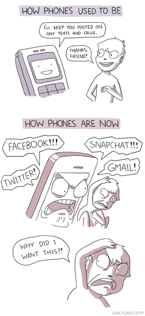 Phones Are Changing