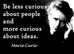 Well Said, Marie