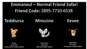 Emmanuel - Normal Friend Safari