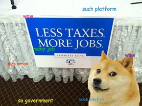 such gov that doge can believe in