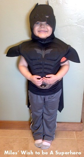 Restored Faith in Humanity of the Day: San Francisco Transforming for Boy's Batman Make-a-Wish