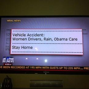 Gee, Thanks Obama!