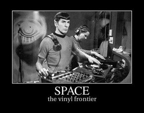 Play Me Those Vulcan Beats!