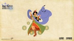 Disney Fantasy - Jasmine