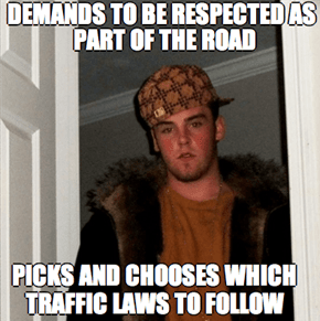 Scumbag Bicyclists
