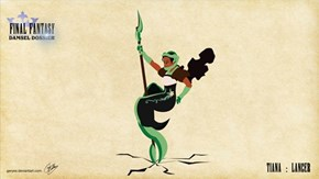 Disney Fantasy - Tiana