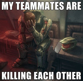 Every Halo Player Knows This Feel