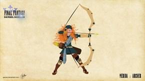 Disney Fantasy - Merida