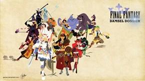 Disney Fantasy: Damsel-Dossier