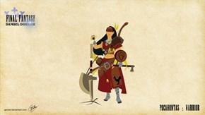 Disney Fantasy - Pocahontas