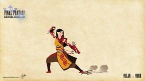 Disney Fantasy - Mulan