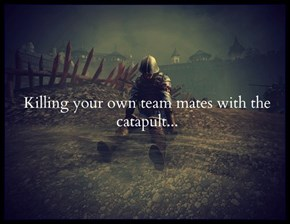 Feels in Chivalry: Medieval Warfare