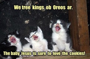 We tree  kings  ob  Oreos  ar.