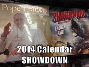 2014 Calendar SHOWDOWN