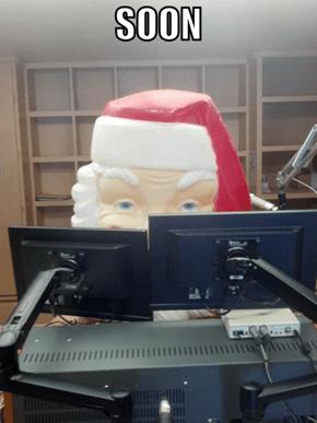Santa is Watching Always