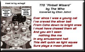 """Silver Star"" (TTO ""Pinball Wizard"" by The Who (covered by Elton John))"