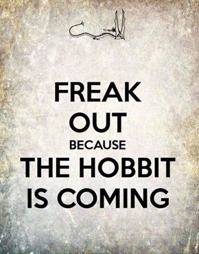 Are You Ready to See Smaug?
