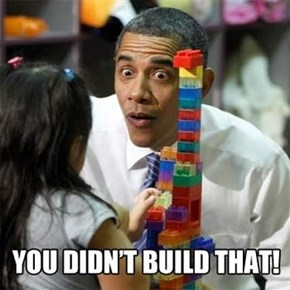 Obama Wants to Give Your Toys to Other Kids