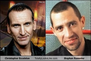 Christopher Eccelston Totally Looks Like Stephan Remmler