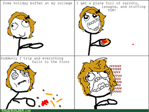 Lunchroom Rage