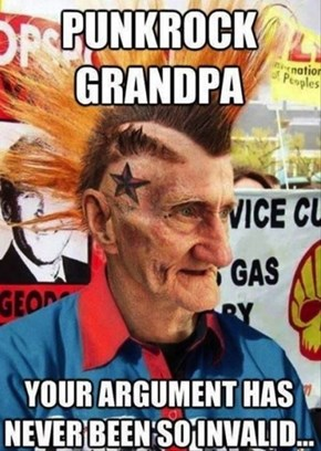 This Grandpa is Cooler Than Your Grandpa