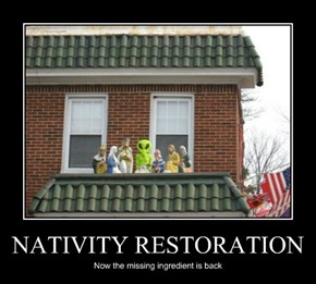 NATIVITY RESTORATION