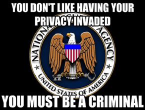 What the Government Thinks of Citizens Who Want Their Privacy