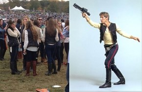 """Is Han Solo the New """"King Of Fashion""""?"""