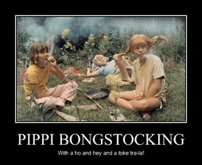 PIPPI BONGSTOCKING