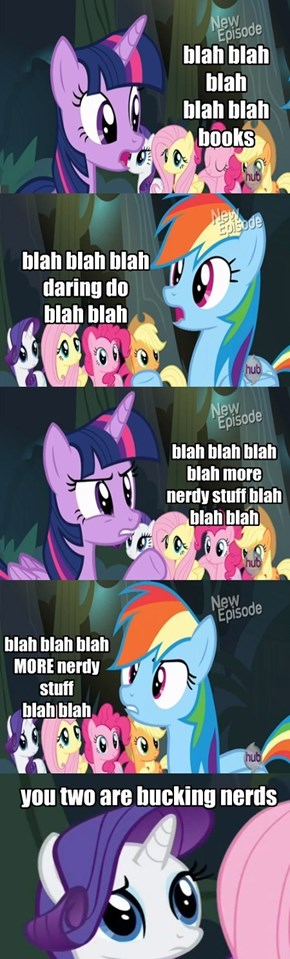 I agree, rarity