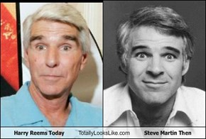Harry Reems Today Totally Looks Like Steve Martin Then
