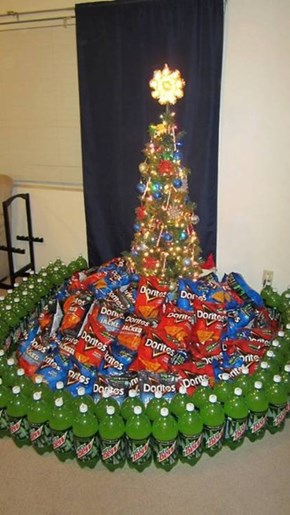 The Ultimate Gamer Christmas Tree