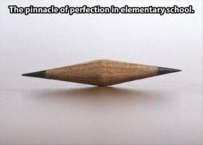 I Didn't Ruin My Pencil, I PERFECTED It!