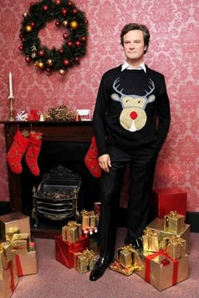 What a Reindeer Jumper!